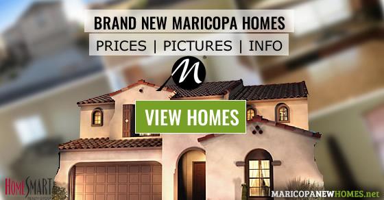 Maricopa New Homes icon